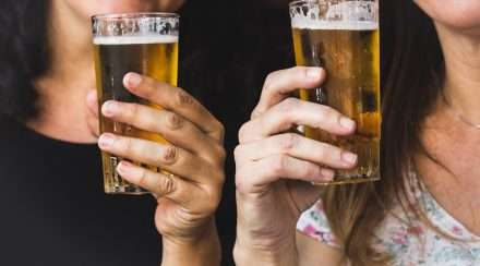 unhealthy drinking