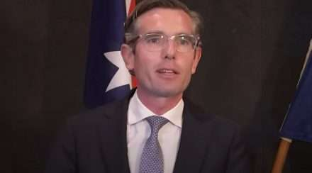 nsw premier new south wales dominic perrottet